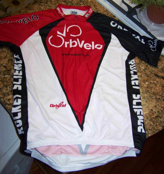 OrbVelo Jersey